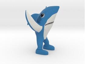 引发水果姐状告Shapeways的那只鲨鱼